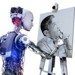 Copyright of Artwork Created through Artificial Intelligence